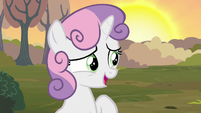 Sweetie Belle -all the fun we had- S8E10
