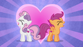 Sweetie and Scootaloo turn away from each other S8E6.png