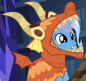 Trixie Dragon Pit costume ID S7E24