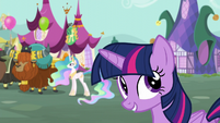 "Twilight ""This came together quick"" S5E11"