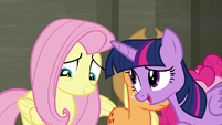 "Twilight Sparkle ""how much you care for animals"" S6E9"