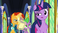"Twilight Sparkle ""you've been on one"" S8E8"