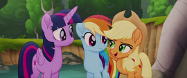 "Applejack ""we got your back"" MLPTM"