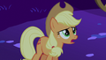 """Applejack """"what in tarnation are you goin' on about?"""" S6E15.png"""