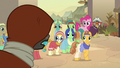 Caballeron speaks out against Daring Do again S7E18.png