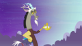 Discord holding Zecora's potion S4E02.png