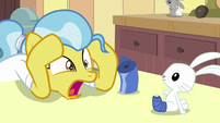 "Dr. Fauna panicking ""I can't keep up!"" S7E5"