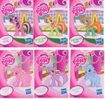 EU wave 1 mystery packs scans - Lucky Swirl, Sweetcream Scoops, Firecracker Burst, Pinkie Pie, Twilight Sparkle, Rainbow Dash