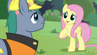 "Fluttershy ""I really believe it'll work"" S7E5"