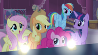 Fluttershy 'I think it's going to be magical' S4E13