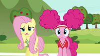 Fluttershy getting worried all over again S6E18