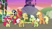 Granny Smith and Grand Pear make amends S7E13
