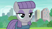 Maud Pie flat stare of accusation S6E3