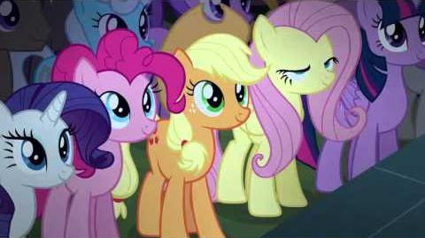 My Little Pony Friendship is Magic - Equestria, The Land I Love Reprise Turkish
