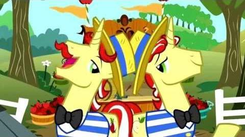 My Little Pony La Magia de la Amistad - Los Famosos Hermanos Flim Flam Castellano, 1080p