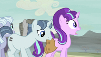 Party Favor wipes Starlight's makeup away S5E2