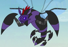 Pharynx monster form ID S7E17