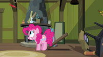Pinkie's floor accident S2E18