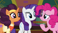 "Pinkie Pie ""like what?"" S6E12"