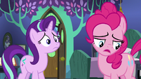 Pinkie Pie -I was supposed to go- S8E3