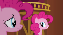 Pinkie Pie clone 'Bet you can't make your face' S3E3