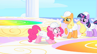 Pinkie Pie spiceeh S1E16