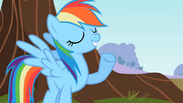 "Rainbow Dash ""I'm not mad"" S2E07"