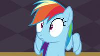 Rainbow Dash hears Soarin S5E15