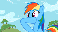 Rainbow Dash huh S2E15