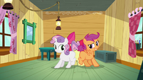 Scootaloo 'We're its founding members' S3E04