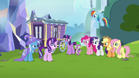 Starlight Glimmer --the festival lasts a whole week-- S6E25