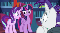 Starlight Glimmer -I think we can both say- S7E19