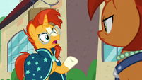 "Sunburst ""I mean, maybe I do"" S8E8"