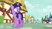 Twilight -you want to hop on-- S5E3