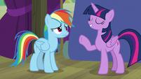 "Twilight Sparkle ""but that's okay"" S8E7"