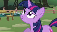 Twilight relieved S3E05