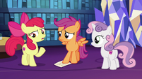 "Apple Bloom ""like she said she was gonna do"" S6E19"
