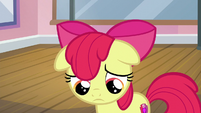 Apple Bloom feeling sad again S6E4