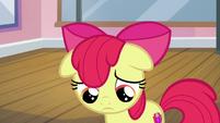 Apple Bloom feeling sad again S6E4