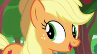 Applejack -take a good, deep breath- S8E9