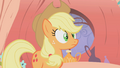 Applejack looks surprised S1E08.png