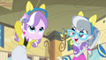 Diamond Tiara and Silver Spoon in cafeteria EG.png