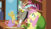 "Discord ""I can just pop us in some more"" S7E12"
