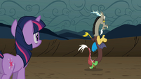 Discord 'Keep trying, Twilight Sparkle' S2E02