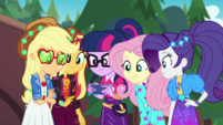 Equestria Girls having fun with filters EGDS44