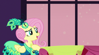 Fluttershy -sounds like you two are so close- S5E7