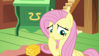 Fluttershy thinking of an idea S6E17