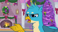 "Gallus ""come on, let it go"" S8E16"