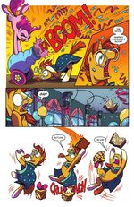 Legends of Magic issue 5 page 2