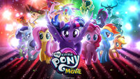 MLP The Movie entire cast desktop wallpaper